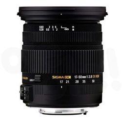 Sigma 17-50 f/2,8 EX DC HSM Sony