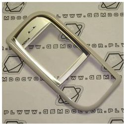 Obudowa Nokia 7610 przednia biała