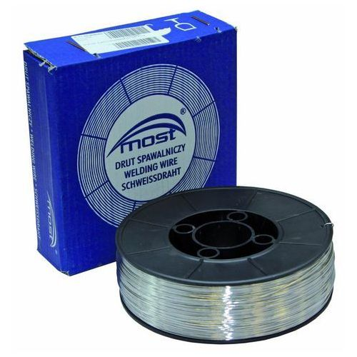 Spoiwo aluminiowe Most AlMg 5 fi 0,8 mm 2 kg