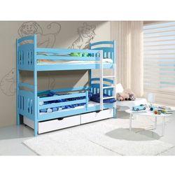 Łóżko piętrowe HUBERT