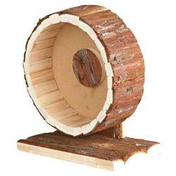 TRIXIE Karuzela dla gryzoni Natural Living drewniana rozmiary 16-20cm