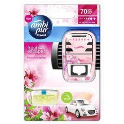 AMBI PUR 7ml Car Flowers&Spring odświeżacz powietrza do samochodu