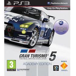 Gran Turismo 5 Academy (PS3)