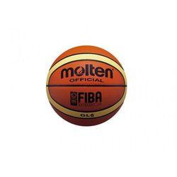 Piłka Molten GL6 Official FIBA Piłka Molten GL7 Official FIBA (-16%)