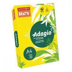Papier ksero a4 80g Adagio 58 cytrynowy