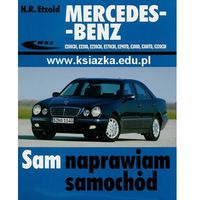 Mercedes-Benz E200CDI, E220D, E220CDI, E270CDI, E290TD, E300D, E300TD, E320CDI, od 06.1995 do 03.2002 roku (opr. broszurowa)