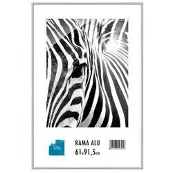 Rama czarna aluminium 91,5x61 cm Ramy 61x91,5 cm