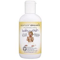 Żel do mycia i szampon z aloe vera rumiankiem i lawendą Bentley Organic