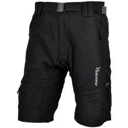 Męskie MTB rowerowe spodnie Silvini Rango MP857 black