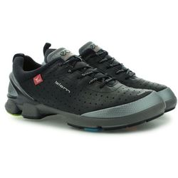 BUTY SPORTOWE ECCO BIOM WALK 1.1 BLACK WITH BLACK SOLE