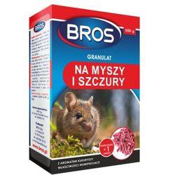 BROS - granulat na myszy i szczury 500g (BROS366)