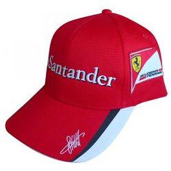 Czapka baseballowa Sebastian Vettel Scuderia Ferrari F1 Team 2015