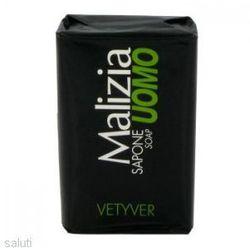 Malizia Vetyver - Mydło w kostce 100g