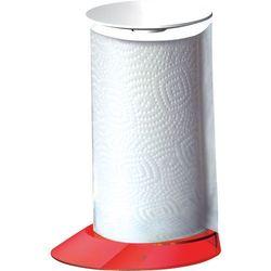 Casa Bugatti - Glamour - stojak na ręczniki papierowe - czerwony