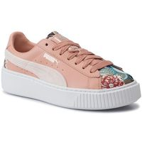 Sneakersy PUMA Suede Bow Uprising Wn's 367455 03 Winsome OrchidPuma White