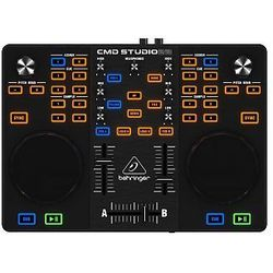 Behringer DJ CONTROLLER CMD STUDIO 2A - modułowy kontroler MIDI/USB w formie konsoli