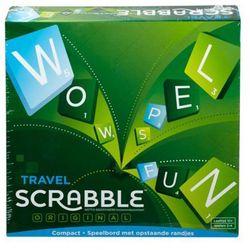Zabawka MATTEL Gra Scrabble Travel