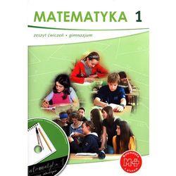 MATEMATYKA Z PLUSEM 1 GIMNAZJUM ĆWICZENIA + CD (opr. miękka)