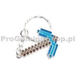 Breloczek na klucze Minecraft Diamond Pickaxe