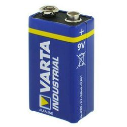 Bateria alkaliczna 9V/6LF22 VARTA INDUSTRIAL