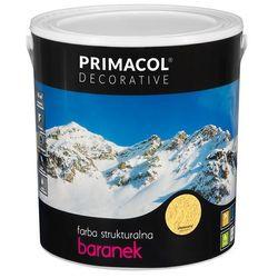 Farba strukturalna Baranek Słoneczny 5 l Primacol Decorative