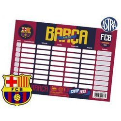 Plan lekcji FC Barcelona