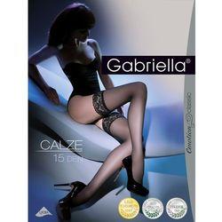 8b967c6d5689c2 Pończochy Gabriella Emotion Classic 200 Calze 15 den ROZMIAR: 1/2-XS/