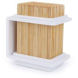 Stojak bambusowy na noże biały FAKIRW Cookut