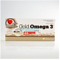 OLIMP Gold Omega 3 1000mg kaps.miękkie x60