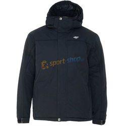 Kurtka narciarska męska KUMN215 4F (czarna)
