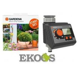 Zestaw na balkon i taras Gardena Micro-Drip-System