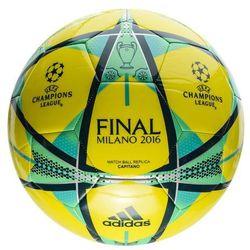 Piłka nożna Capitano Replica Champions League Final Milano 2016 (3 kolory)