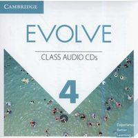 Evolve 4 Class Audio CDs