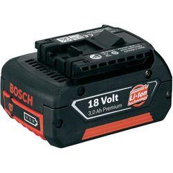 Akumulator Bosch, 18 V, 3,0 Ah, Li-Ion