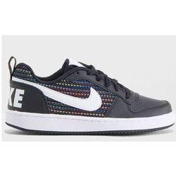 e2a2f2d595f60 Nike tenisówki chłopięce Court Royale Low SE black/white 37.5 - BEZPŁATNY  ODBIÓR: WROCŁAW