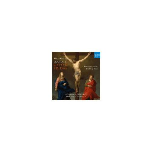Scarlatti: Responsories Of Holy Week - The Good Friday (CD)