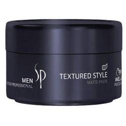 SP Men Textured Style - pasta matująca,delikatne utrwalenie 75ml
