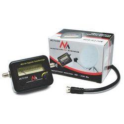 Maclean Miernik satelitarny MCTV-626 - Do ustawiania anteny satelitarnej