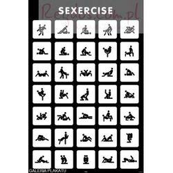 Ćwiczenia Erotyczne - Sexercise - plakat