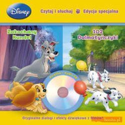 Pakiet: Zakochany kundel / 102 dalmatyńczyki (audiobook CD) (opr. twarda)