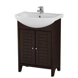 CERSANIT MOCCA Szafka pod umywalkę libra 60cm, wenge S544-009-DSM