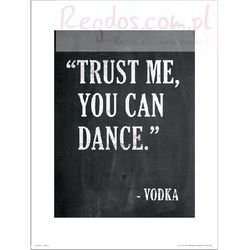 Dance Vodka - art print