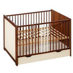 Łóżeczko dla dziecka 120x60 - Terra (sliwa-walls)