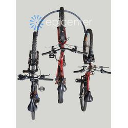 Wieszak na rowery DEMO 3