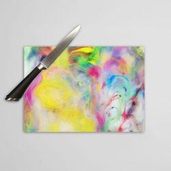 Szklana deska do krojenia: Farba