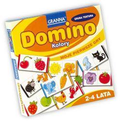 GRANNA Gra Domino Kolory