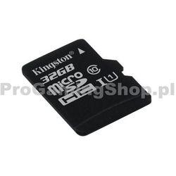 Kingston Micro SDHC 32 GB   Klasa 10