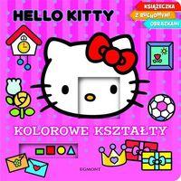 Hello Kitty Kolorowe kształty (opr. kartonowa)