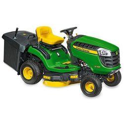 Traktorek Kosiarka samojezdna John Deere X115R + PRZYCZEPKA GRATIS