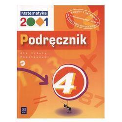 Matematyka, klasa 4, podręcznik, WSiP +CD